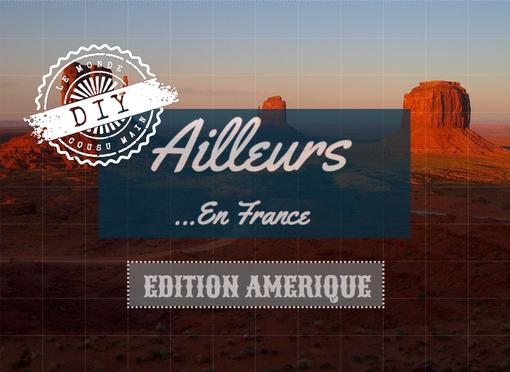 Guide Voyage- Ailleurs en France- Edition Amérique