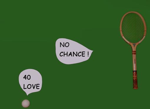 """""""No Chance"""""""