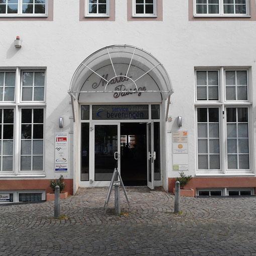 Das Büro des Beverunger Seniorennetz befindet sich im Servicenter Beverungen (Markt Passage)