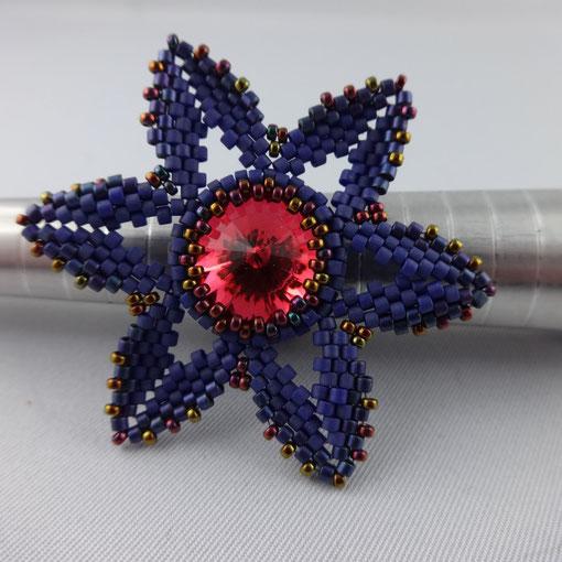 Ring Sternenblüte von Ursula Raymann