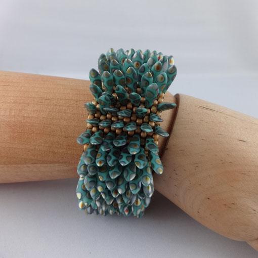 Armband türkise Dagger von Ursula Raymann