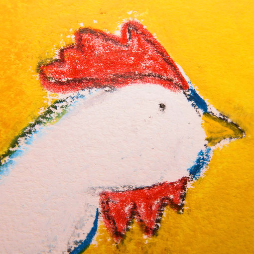 Hühnergeflüster k)