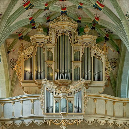 Orgel-Peterskirche, Weilheim an der Teck