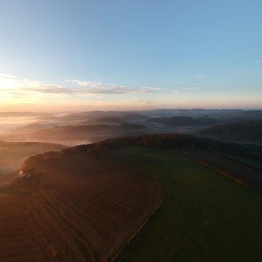 Stefan Vogt - Luftaufnahme von Breckerfeld-Bühren