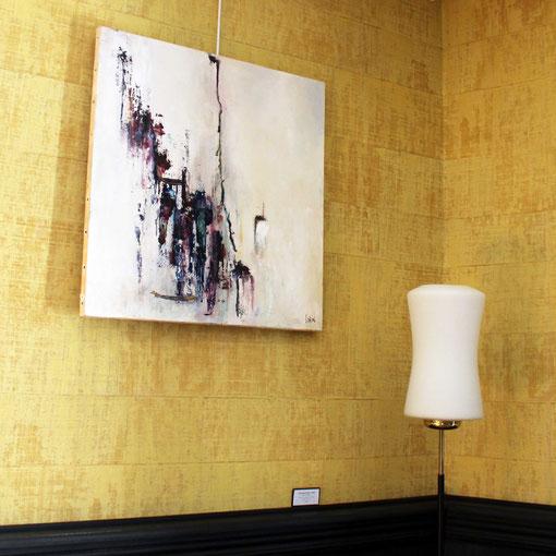 Capucine Graby-Lorin en exposition-vente à L'Avant-Goût du Hameau