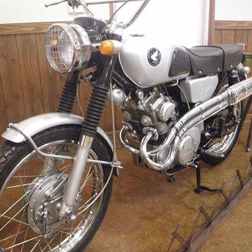 展示バイクCL125