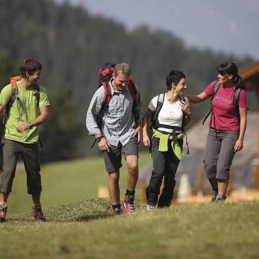 Wandern im oberen Vinschgau