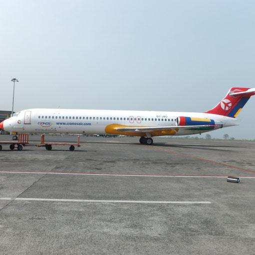 Im Einsatz für Cronos Airlines/Courtesy: 747SP