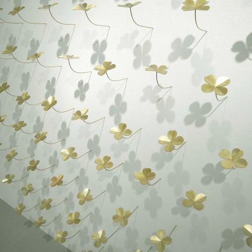 「多すぎる幸せ」 < insatiable happiness >  真鍮, Brass,  小林正樹 KOBAYASHI Masaki