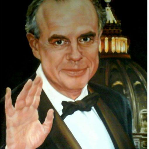 Ministre de la culture Frédéric Mitterrand