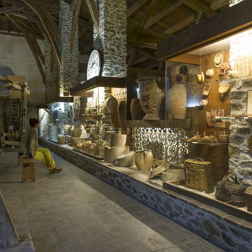 Vannier Potier Tuilier, Musée des Métiers