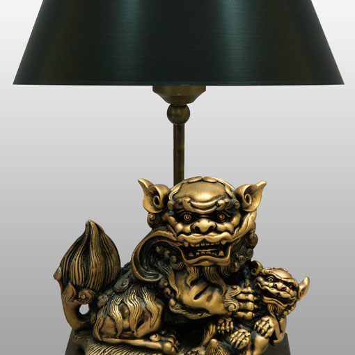 Figurenlampe Lampen und Schirme MH
