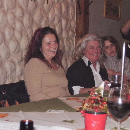Wilma (Muse) Uta (Blümchen) und Sandra (Sunny)