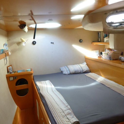 STB AFT CABIN ( OWNER )