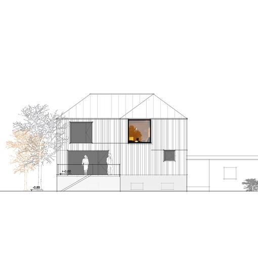 Einfamilienhaus Karlsfeld - Plan