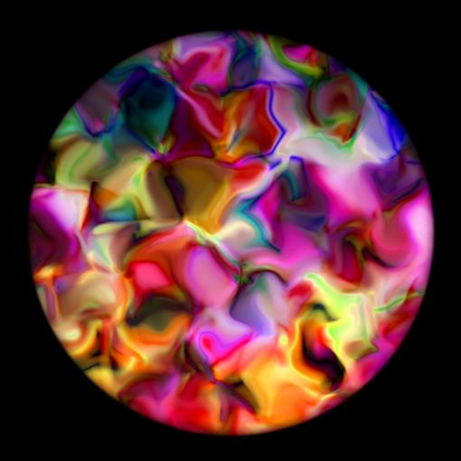 Sphere 120x120 cm