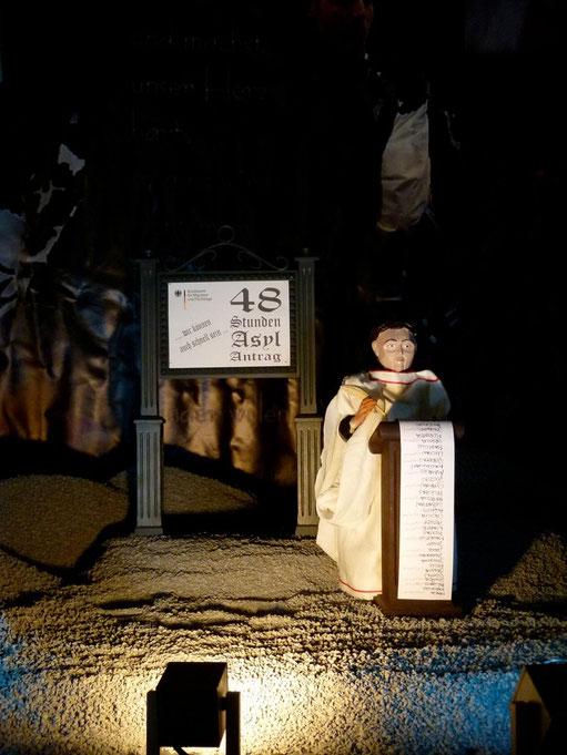 48 Stunden Asyl anträge Lyskirchen Milieukrippe