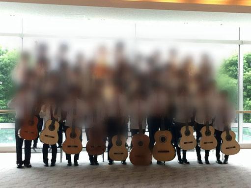 大宮高校ギター部46期47期