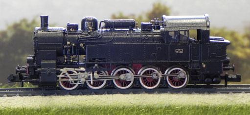 897 002 - Aelle Model