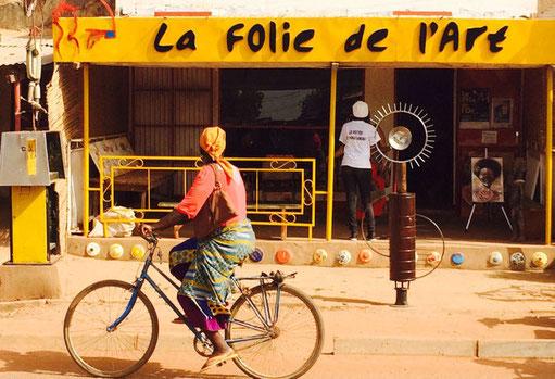 LA GALERIE D'ANOL AU BURKINA FASO