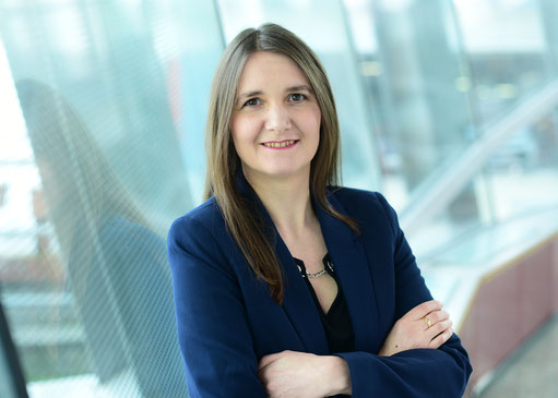 Laura R. Kruse-Stecher, Geschäftsführerin