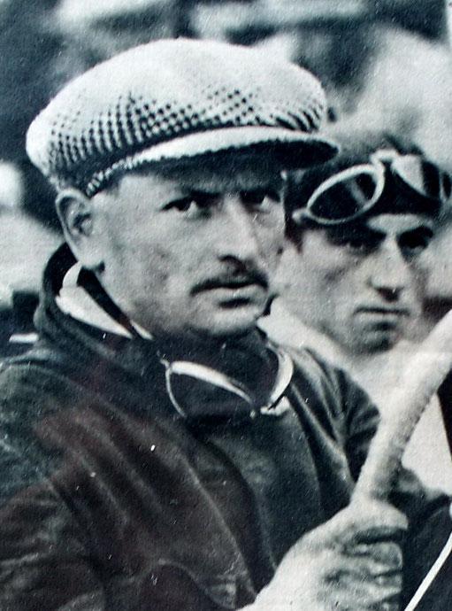EMILIO MATERASSI   30 Oct. 1894 Borgo San Lorenzo + 9 Sept. 1928 Monza