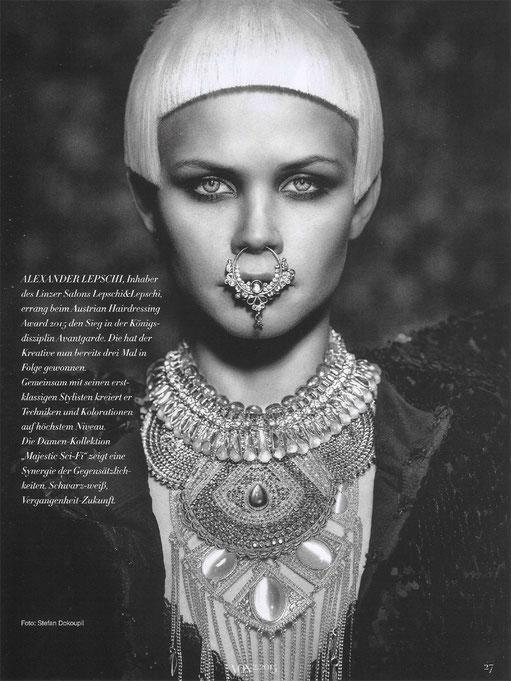 Bericht VON Magazin (Juli 2015)