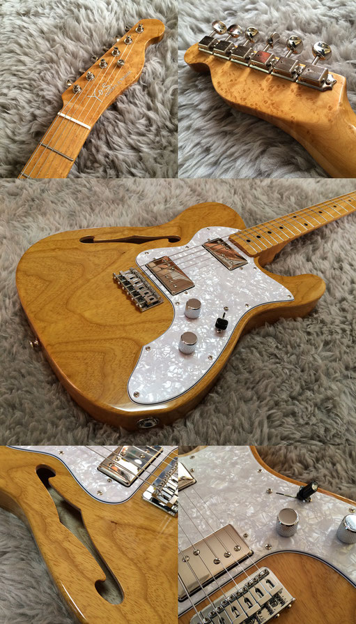 Custom Telecaster Thinline