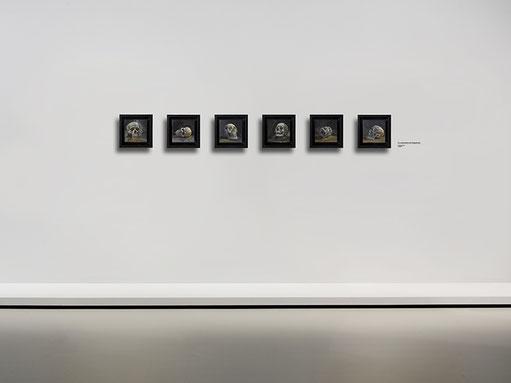 Huile sur toile, polyptyque, art, painting, oïl painting, figurative art