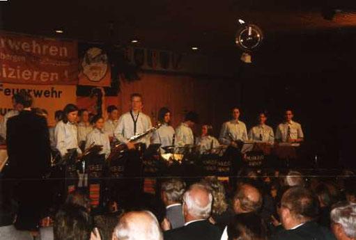 Jugendgruppe 2001
