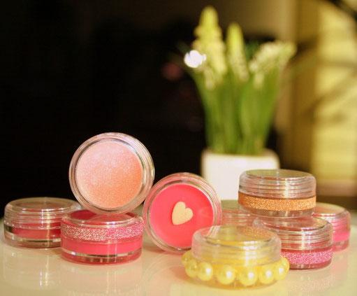 Lippenflege selber gemacht