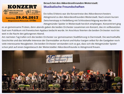 Website AO Abtsgmünd