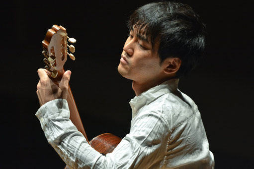 Hiroshi Kogure, concert Gerstheim