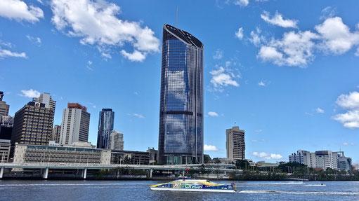 Brisbane Insider Tipps Bootstour auf dem Brisbane River