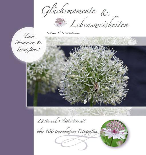 Buch: Lebensraum Garten, Ruhe finden auf Spiekeroog, Glücksmomente & Lebensweisheiten