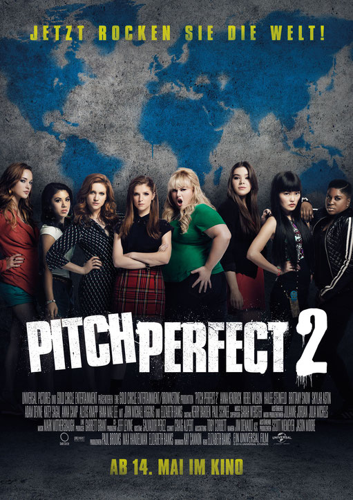 Pitch Perfect 2 - Elizabeth Banks - Universal - kulturmaterial