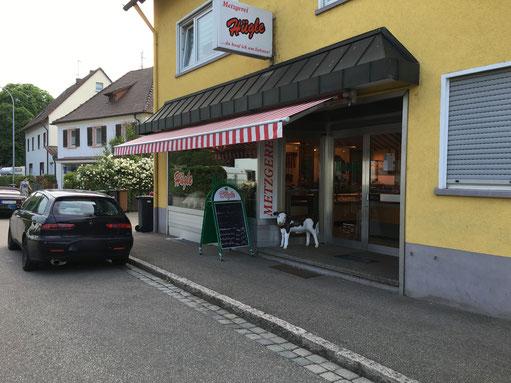 Bild: Metzgerei Hügle St. Georgen in Freiburg