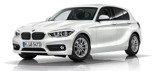 Scheibentönung BMW 1er