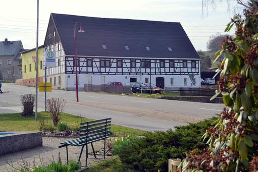 Bild: Teichler Gasthof Wünschendorf Erzgebirge 2016