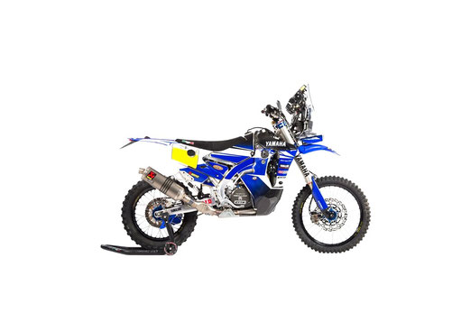 2018 Yamaha WR450F Rally Replica
