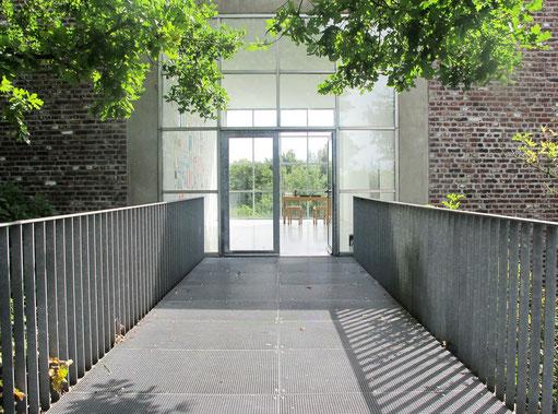 Tadeusz Pavillon, Museum Insel Hombroich, Oberstübchen, September 2013