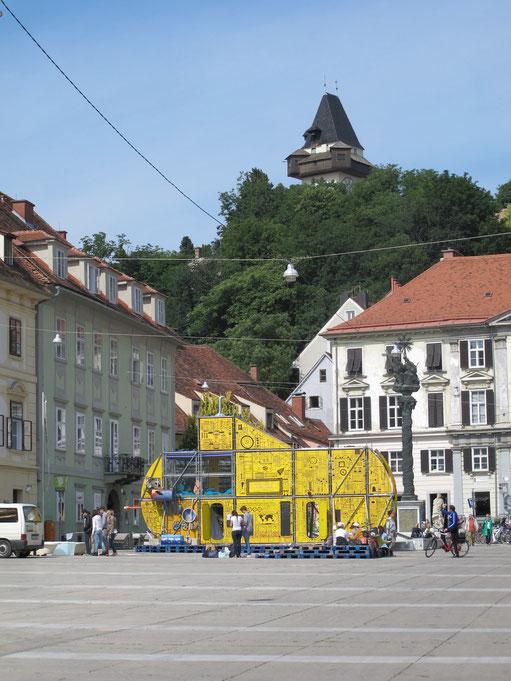 Karmeliterkai, Graz
