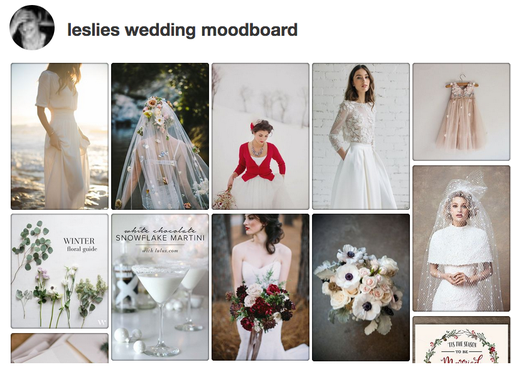 see leslies moodboard on pinterest