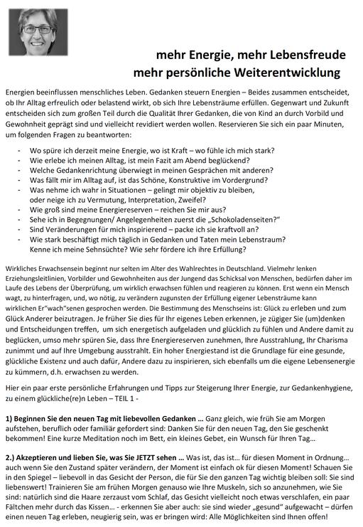 Bild 2 zum Newsletter 04/2019 Laboni / Mechthilde Gairing