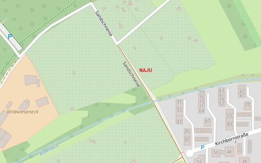 © OpenStreetMap-Mitwirkende/Open Database License (ODbL)