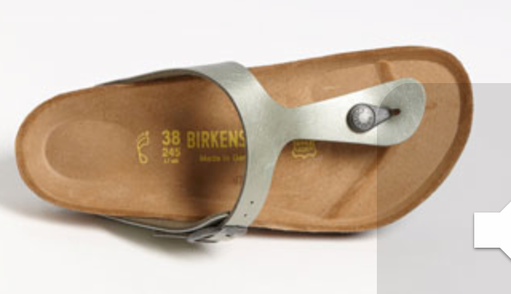 Gizeh, by the Birkenstock