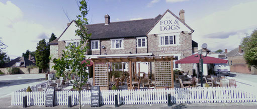 The Fox & Dogs on Google Maps Streetview - Click to go to Google Maps