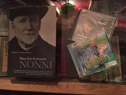 """Buch über Nonni und Hörbücher von """"Nonni und Manni"""""""