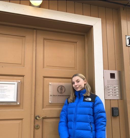 Frankas Einsatzstelle Sankt Olav