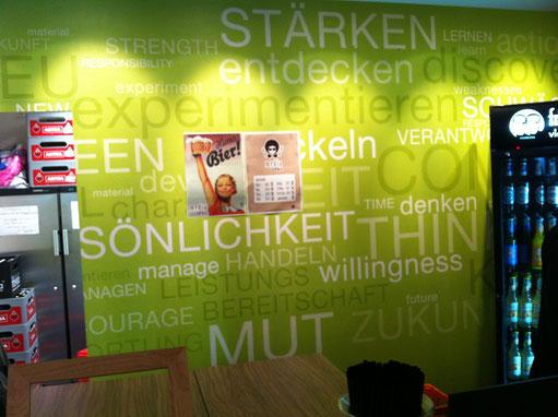 Eventraum der Macromedia Hochschule Hamburg, Foto: Christiane Brandes-Visbeck